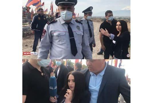 Կոչ ենք անում ոստիկանությանը և հատկապես վարչապետի մամուլի խոսնակին մնալ իրենց լիազորությունների սահմաններում, չխափանել լրագրողների աշխատանքը. «Մեդիա պաշտպան»