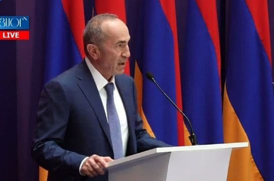 These authorities ruin everything they touch – Kocharyan stresses necessity of removal of authorities