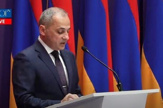Մենք հրապարակ ենք գալիս ոչ միայն Սյունիքի, այլ ողջ Հայաստանի վերածննդի և հզորացման նպատակով. Վահե Հակոբյան (Տեսանյութ)
