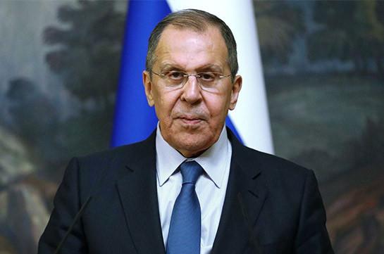 Лавров проведёт переговоры с Алиевым во время визита в Азербайджан