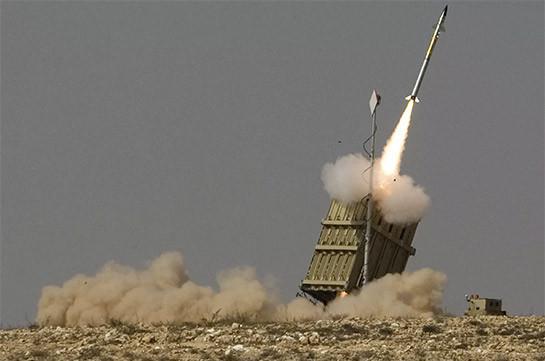 Армия Израиля сообщила о пуске семи ракет из сектора Газа
