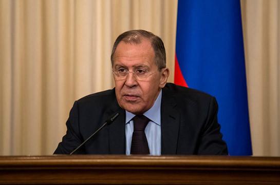 Լավրով. Ռուսաստանը Լեռնային Ղարաբաղում աշխատանքների շրջանակում պատրաստ է օգնել ՅՈՒՆԵՍԿՕ-ին