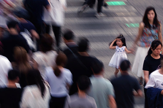 Data shows slowest population growth in China in decades
