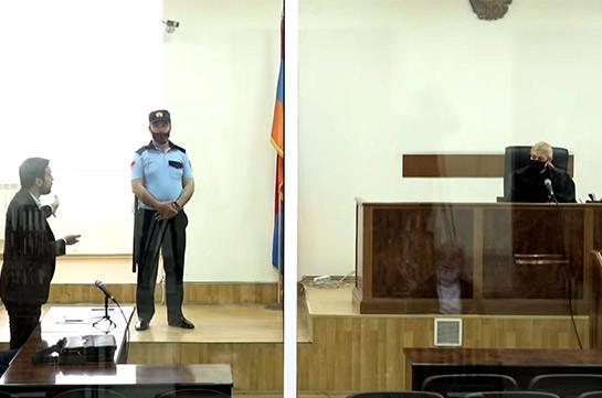 Судебное заседание  по делу Роберта Кочаряна и Армена Геворкяна назначено на 25 мая