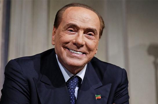 Берлускони снова госпитализирован
