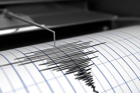 В Китае зафиксировано землетрясение магнитудой 4,7