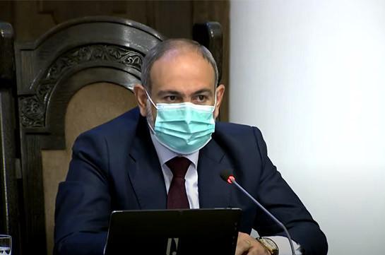 Азербайджанские ВС продолжают находиться в Сюникской области, ситуация кризисная – Пашинян