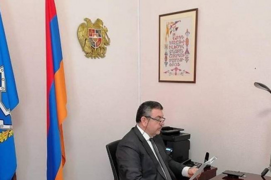 В случае неосуществления вывода подразделений ВС Азербайджана с территории Армении ответственность за эскалацию будет нести азербайджанская сторона - Биягов