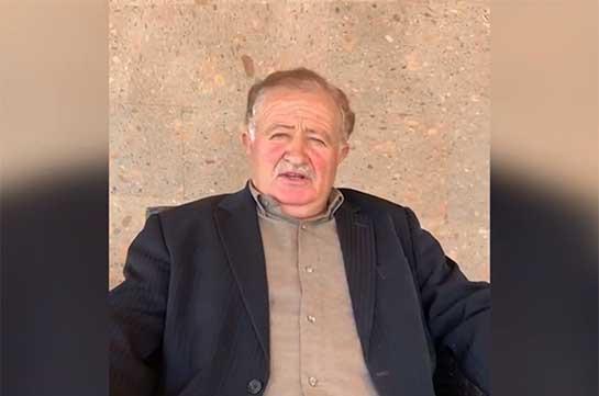Правительство забыло о Сюнике, обороной Сюника занимаются мэры, руководители общин – Эдик Ованнисян