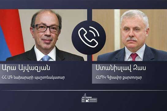 Ара Айвазян назвал недопустимым попытку посягательства со стороны Азербайджана на суверенную территорию страны-члена ОДКБ