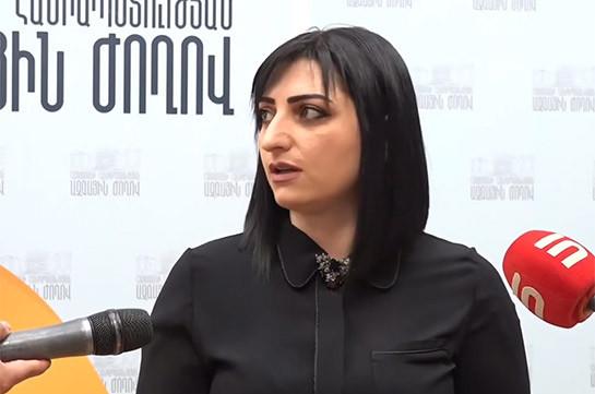Վաղուց պետք է ռազմական դրություն հայտարարվեր. Թագուհի Թովմասյան