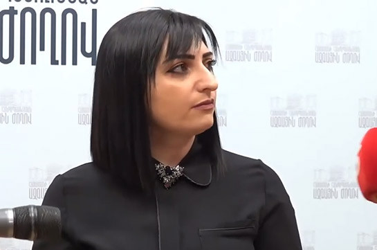 ԳՇ պետը պետք է պատասխանատվություն կրի. Թագուհի Թովմասյան