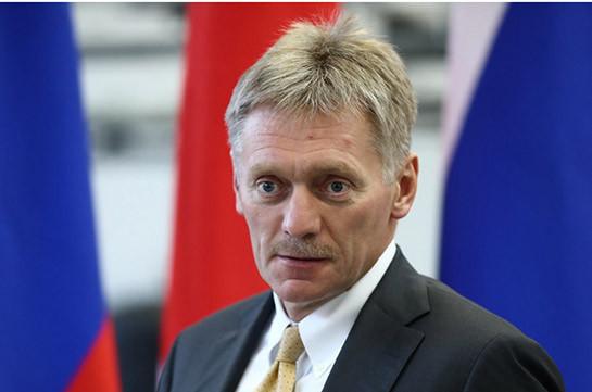 Пашинян во время телефонного разговора с Путиным не просил о помощи в связи с ситуацией в Сюникской области - Песков