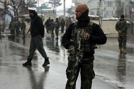 Աֆղանստանի մզկիթում պայթյուն է որոտացել, կան զոհեր