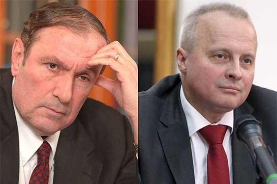 Լևոն Տեր-Պետրոսյանը հանդիպել է ՌԴ դեսպանին, խոսել Հայաստանում տիրող ներկա իրավիճակից