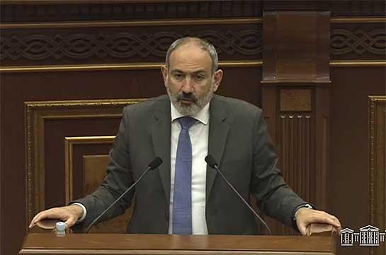 Макрон заявил о готовности оказать Армении военное содействие – Пашинян