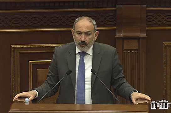 Macron voices readiness to provide military assistance to Armenia: Pashinyan