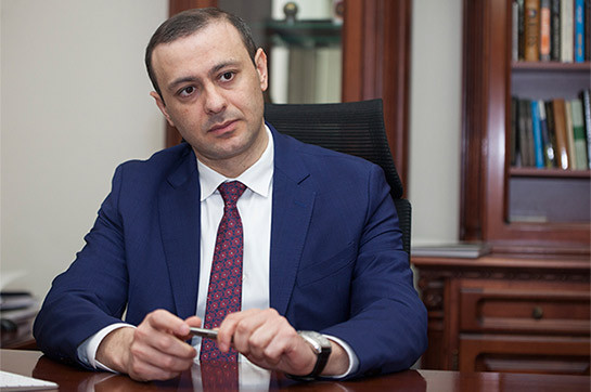 Armenia's SCS applies to Tajik counterpart for conducting extraordinary session of CSTO SCS Committee