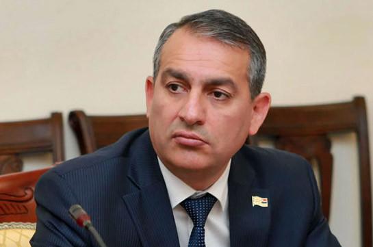 Переговоры  не завершились, пока есть проблема – Армен Хачатрян