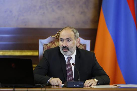 Если обстановка на границе с Азербайджаном не решится политическими методами, то должны быть применены военно-политические механизмы - Пашинян