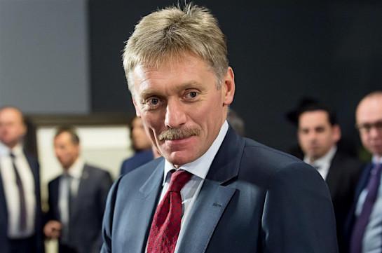 Russia is in constant contact with Armenia, Baku – Kremlin spokesperson