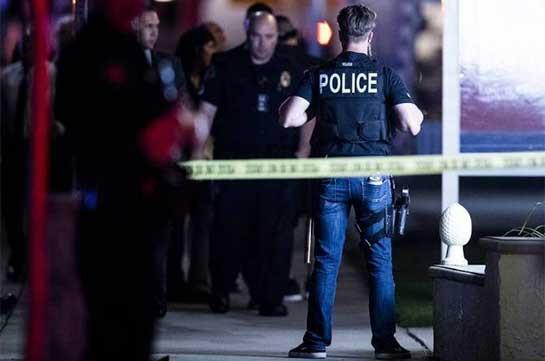 При стрельбе в Калифорнии погибли два человека