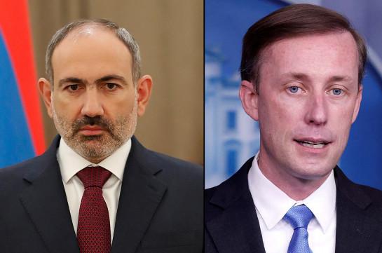 США потребуют от Азербайджана вывести свои войска с территории Армении: состоялся телефонный разговор Пашиняна и Салливана