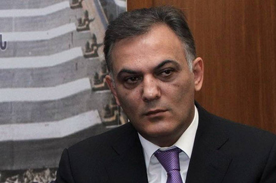 Armenia's ex-minister of transport and communication arrested
