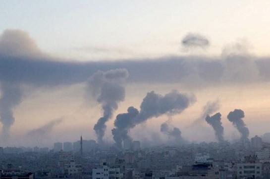 Hamas claims strike at Israel's Urim military base — report