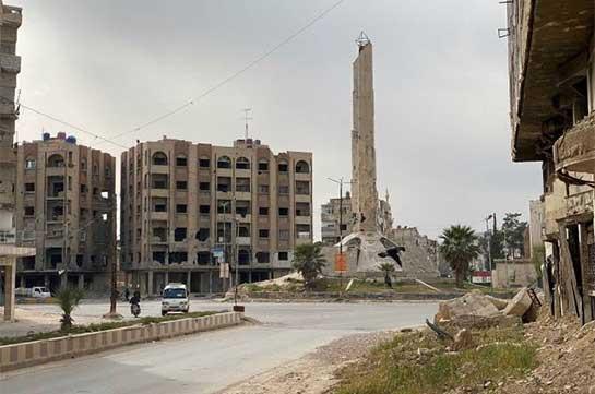 В Сирии пять человек погибли при разгоне демонстрации боевиками