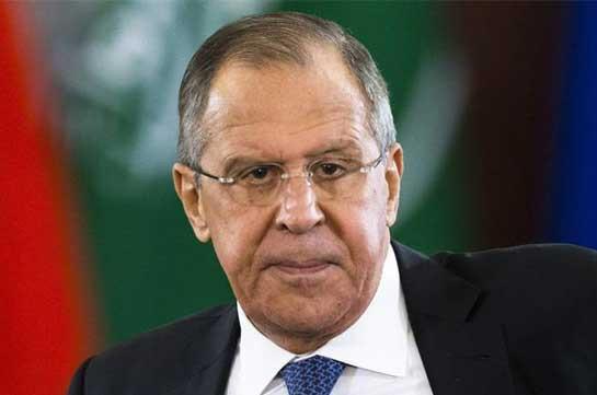 CSTO FMs discuss Armenia's request over situation in Syunik – Lavrov