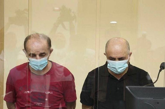 В Баку начался суд над двумя армянскими военнопленными