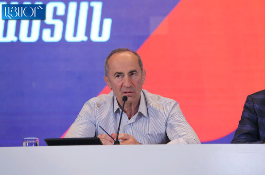 Proposal on Meghri voiced by Aliyev but never officially formulated – Kocharyan on discussions about handing over Meghri