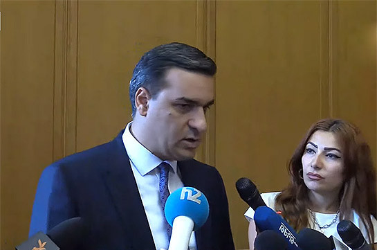 Armenia faces water resources issue agreed with presence of Azeri military in Armenia's territory – Ombudsman