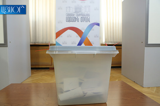 Election campaign officially launches in Armenia