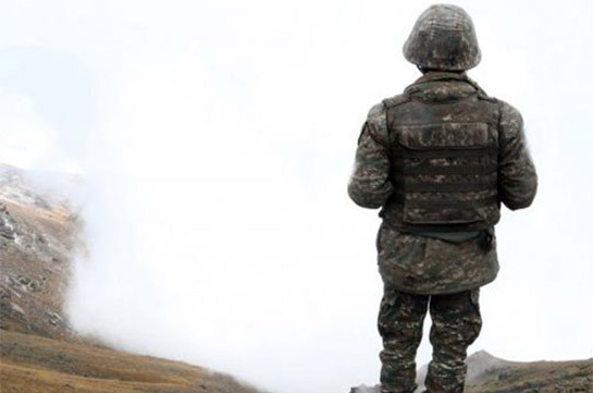 Armenian contract serviceman appears in territory under Azerbaijan's control due to fog – MOD