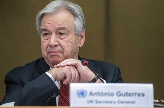 Гутерриш может остаться на посту генсека ООН на второй срок