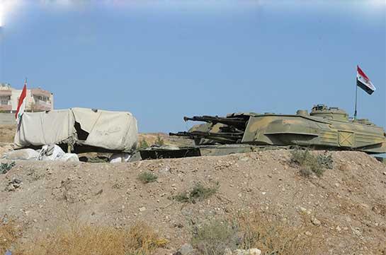В Сирии сообщили о ракетной атаке со стороны Израиля