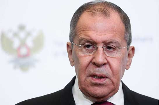 Russian FM says status of Karabakh should yet be agreed over