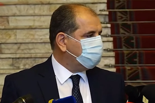"Armenia deputy FM says reasons of their resignations ""known"""