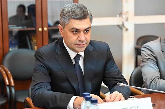 «Пусть попробуют, не позволим» – Артур Ванецян ответил на заявление Пашиняна о политических вендеттах