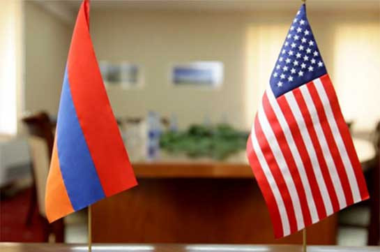 Филип Рикер провел встречу в МИД Армении