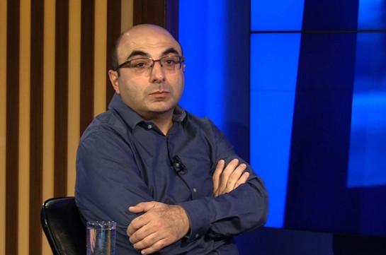 Կոմպրոմատին սպասելիս. Վահե Հովհաննիսյան
