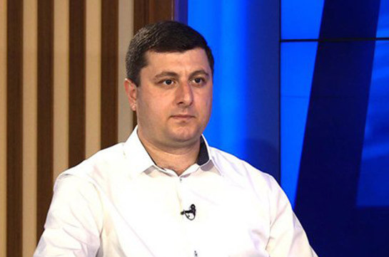 Incumbent authorities to leave after June 20 - Tigran Abrahamyan