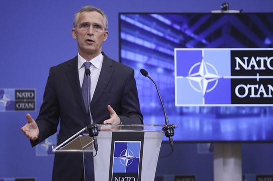 Генсек НАТО заявил о важности санкций против России