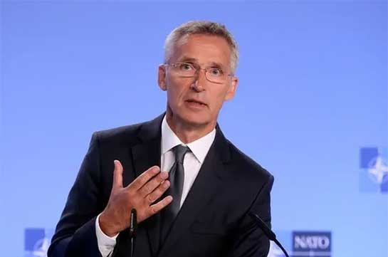 Столтенберг заявил, что саммит НАТО не объявит сроки вступления в альянс Украины и Грузии