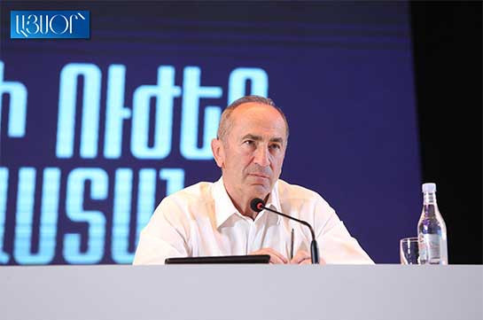No other team able to give quick and complete solution to the present issues - Kocharyan