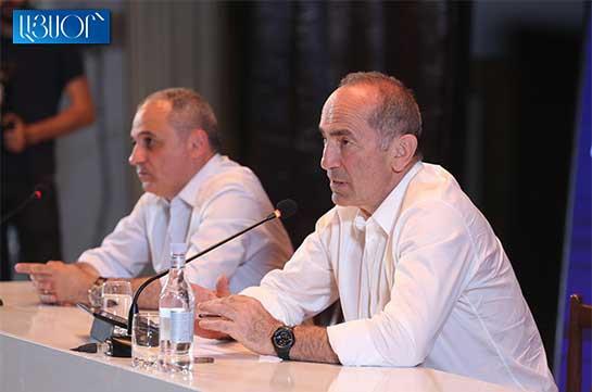 Мы сделаем все, чтобы продлить жизнь Армянской атомной станции – Роберт Кочарян