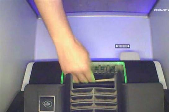ԱԱԾ. Բացահայտվել է առանձնապես խոշոր չափերով կեղծ փողերի ապօրինի շրջանառության դեպք (Տեսանյութ)