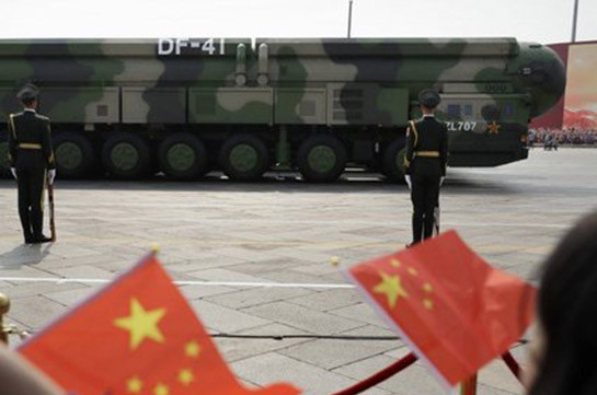 Beijing tells Nato to stop hyping up China threat